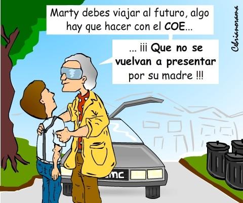 ¿Madrid 2024?