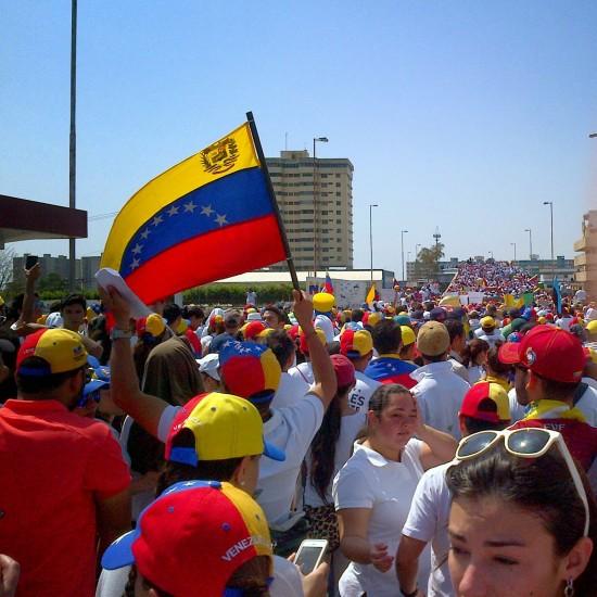 Carta a mis hermanos venezolanos ¿por qué protesto?