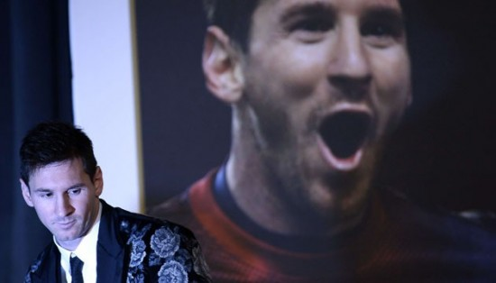 ¿Queremos ver a Messi en la gran pantalla?