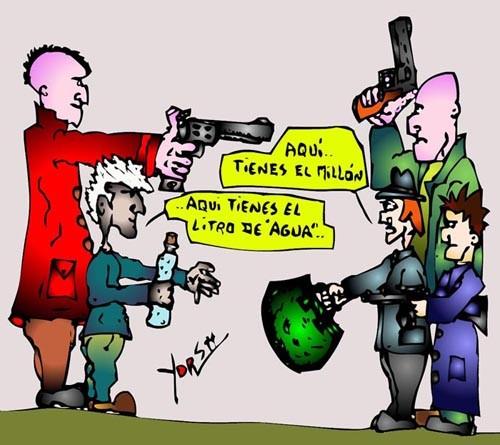 Viñetas de humor variadas