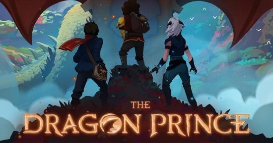 El príncipe dragón, magia y fantasía en Netflix