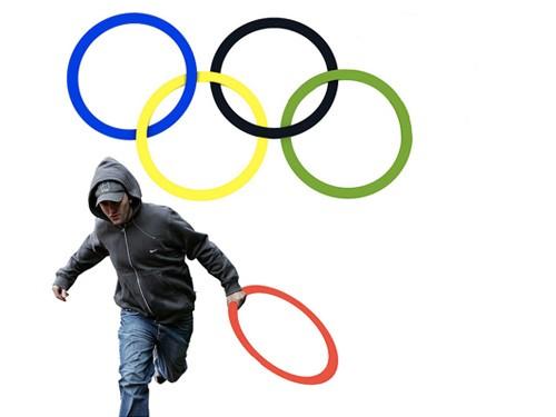 Nuevo logo para las olimpiadas de Londres 2012