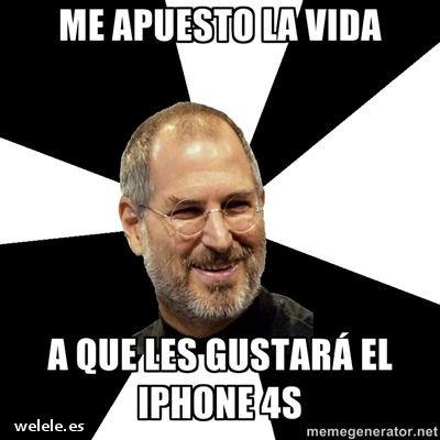 Chiste de mal gusto sobre la muerte de Steve Jobs
