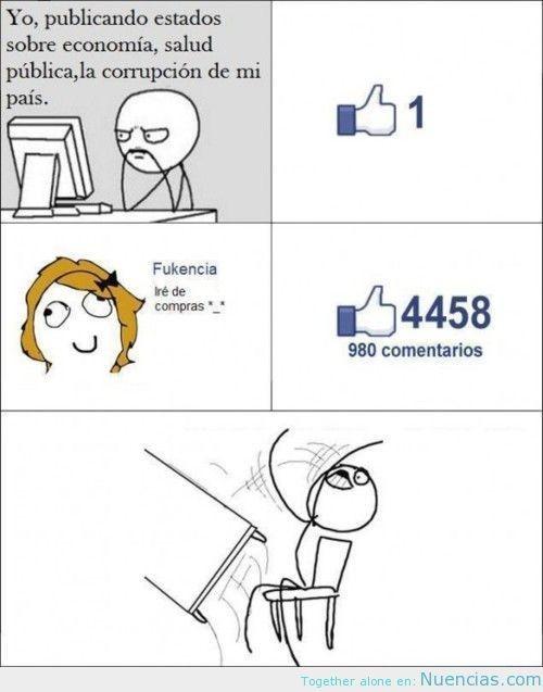 Motivaciones y redes sociales
