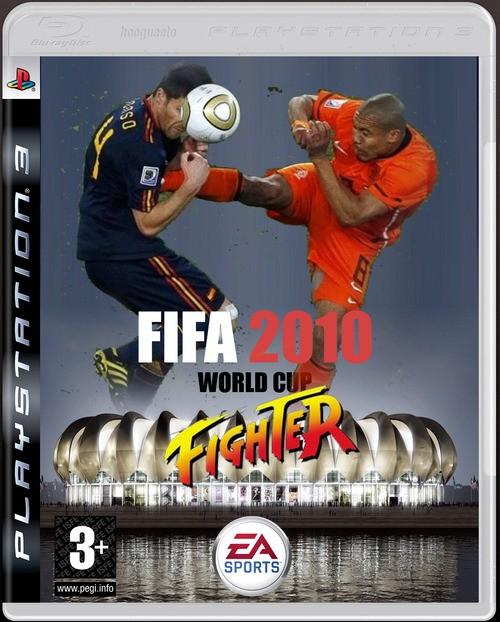 Patada De Jong a Alonso - Fifa 2010 para play station 3