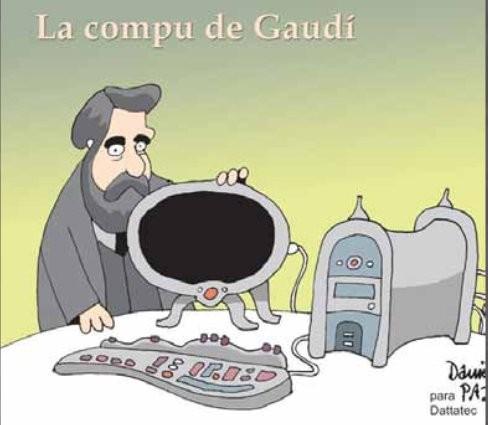 La computadora de Gaudí
