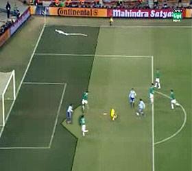 La FIFA redefine el concepto de línea recta