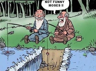 El gracioso Moisés