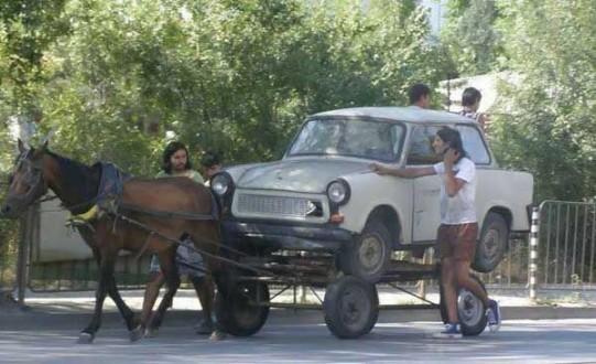 Fotos graciosas de coches - 1