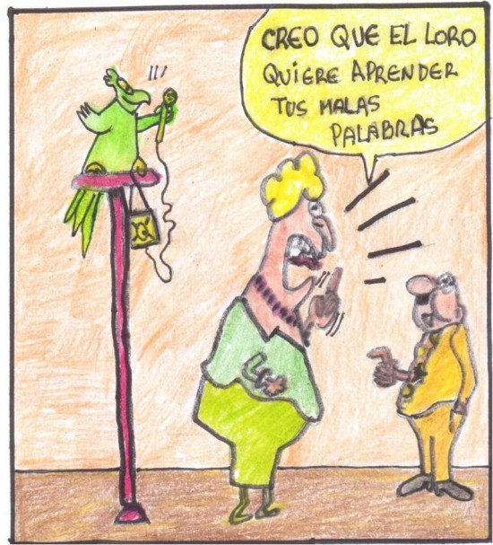 Paco y El Loro
