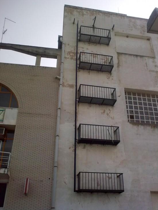 Balcones Ciegos