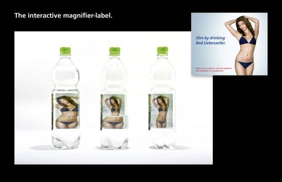 Agua mineral para adelgazar