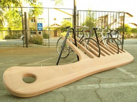 Aparcamiento para bicis