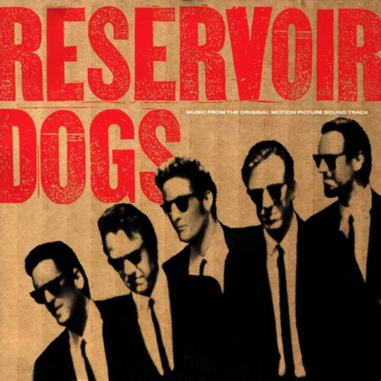 Banda sonora Reservoir Dogs de Tarantino - Spotify playlist