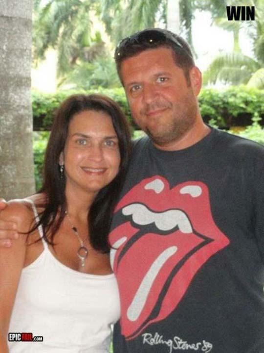 Camiseta de los Rolling Stones
