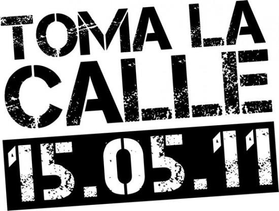 Toma la calle - Lista spotify de #DemocraciaRealYa