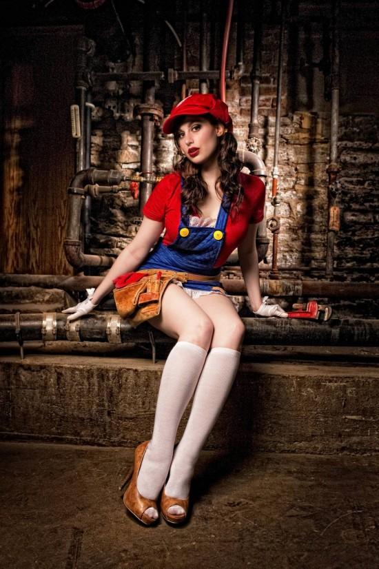 El mejor disfraz de Mario Bros