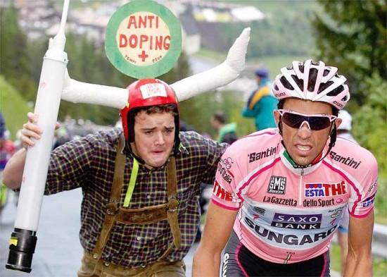 Control antidoping
