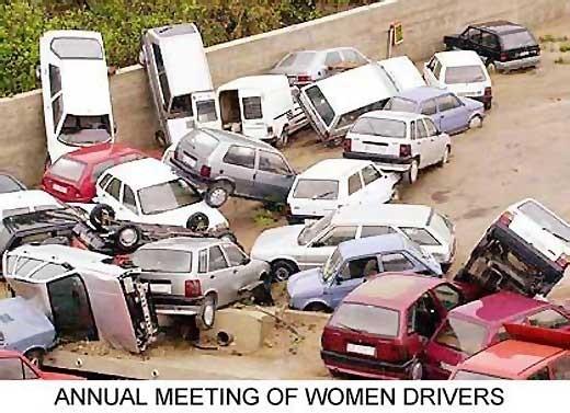Convención anual de mujeres conductoras