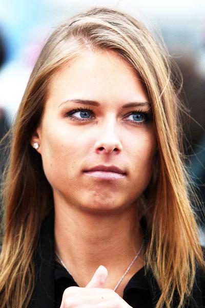 Dasha Kapustina la nueva novia rusa de Fernando Alonso