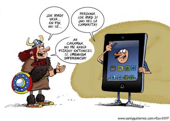 Disfraces Geeks - El Ipad2