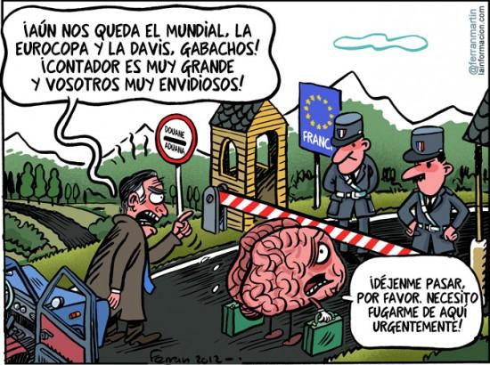 Fuga de cerebros