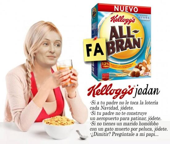 Kellogs All Fa Bran