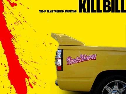 Banda sonora de Kill Bill de Tarantino