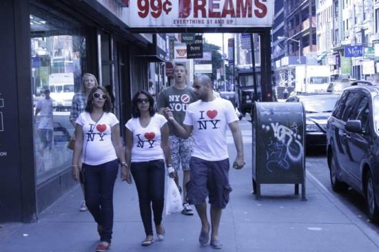Nueva York no os quiere