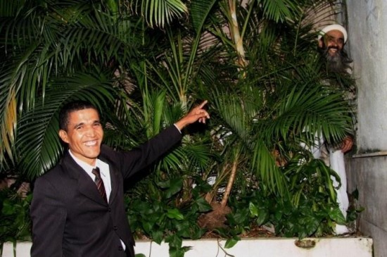 Obama encuenta a Bin Laden
