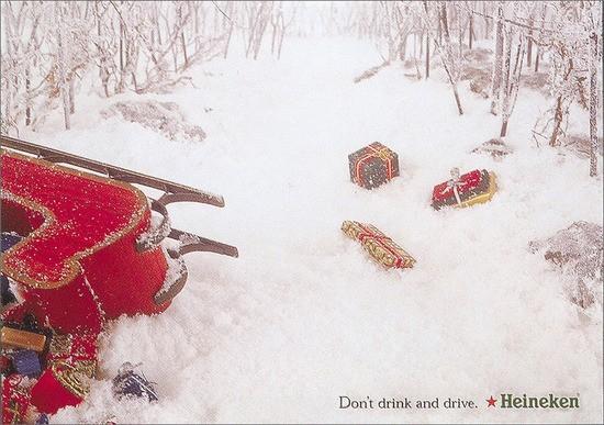En Navidad si bebes no conduzcas