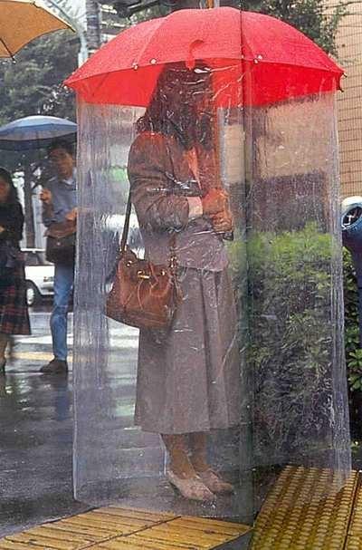 El mejor paraguas del mundo