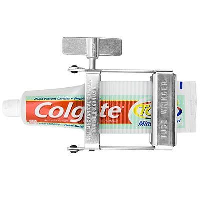 Como aprovechar todo el tubo de pasta de dientes