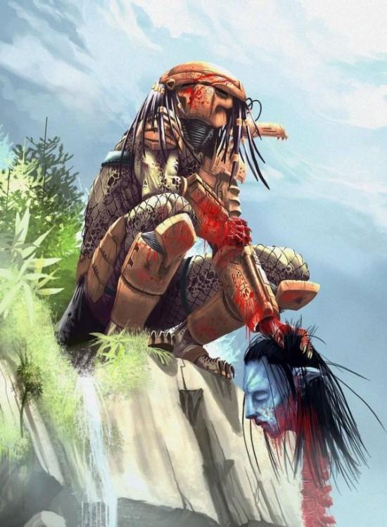 Avatar versus Predator