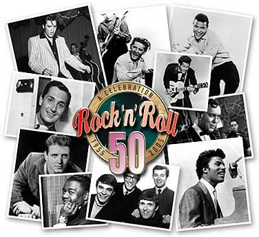 Grandes éxitos Rock de los 50