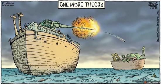Nueva teoría de la evolución