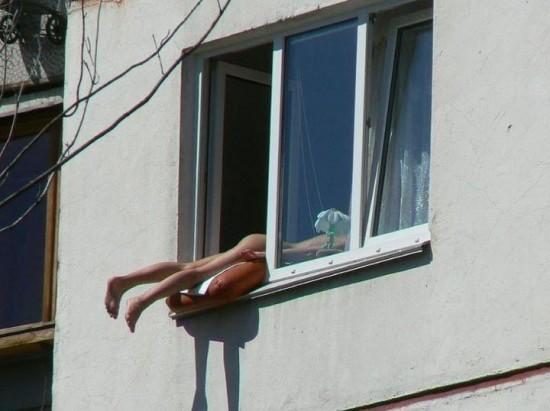 La mejor manera de tomar el sol