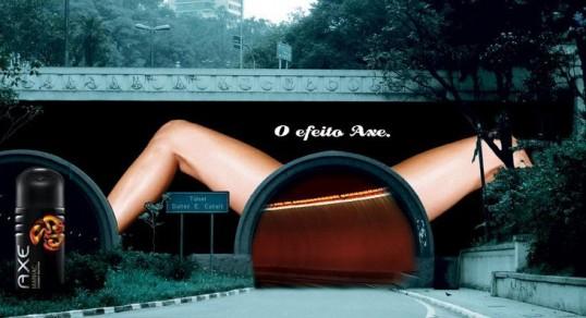 El tunel del amor - Axe