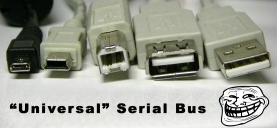 USB - Universal Serial Bus