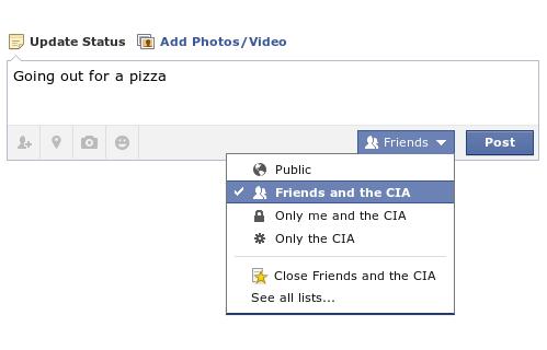 Nuevas opciones a la hora de compartir en Facebook