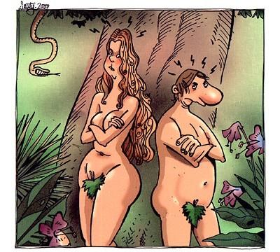 ¿Cómo consiguió Adán a Eva?