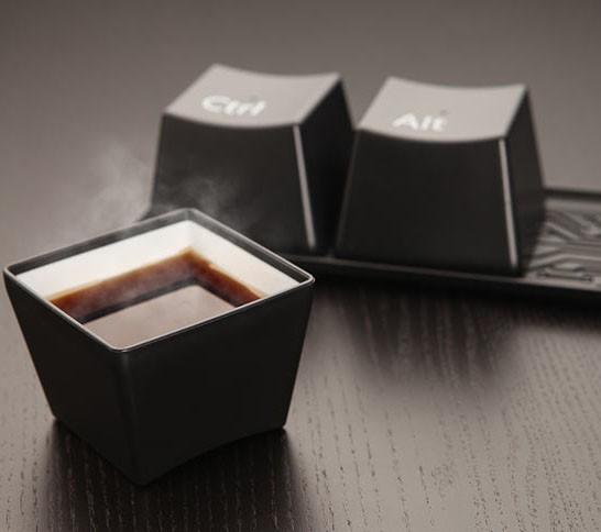 Tazas de café CTRL+ALT+SUPR