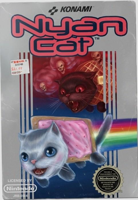 El juego del Nyan Cat