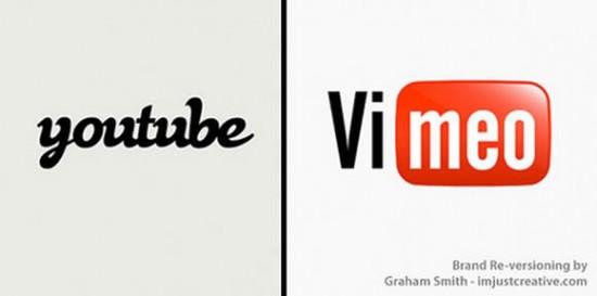 Marcas hechas con otros logos