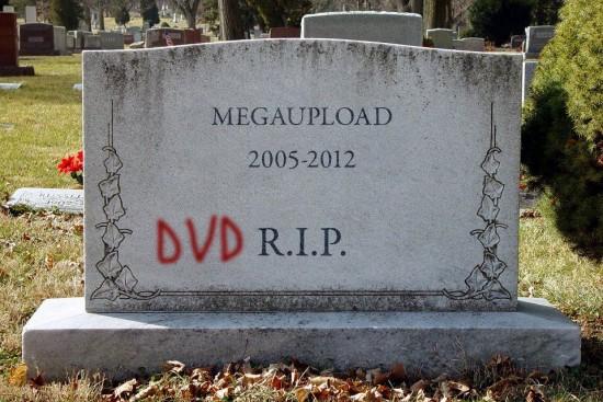 Megaupload, (DVD) R.I.P