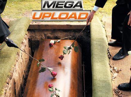 Megaupload, descanse en paz