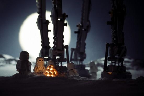 Star Wars en versión Lego