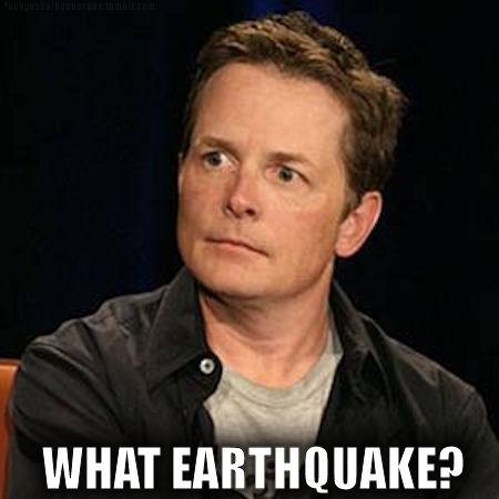 Terremoto en Nueva York!!!!