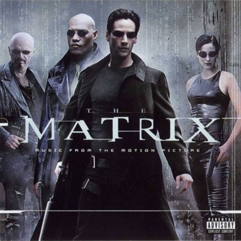 Banda sonora de Matrix en Spotify