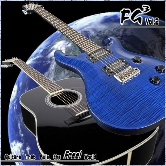 FG3 (Free Guitars 3) Varios.